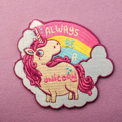 Always Be a Unicorn Patch