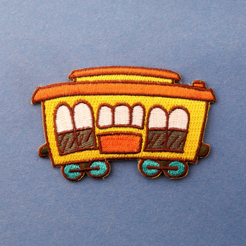 Cable Car Patch
