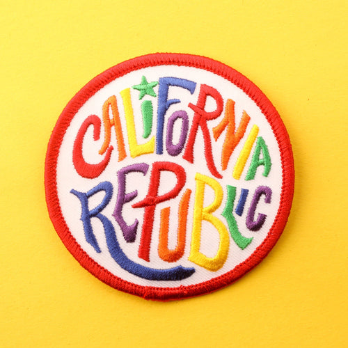 California Republic Patch