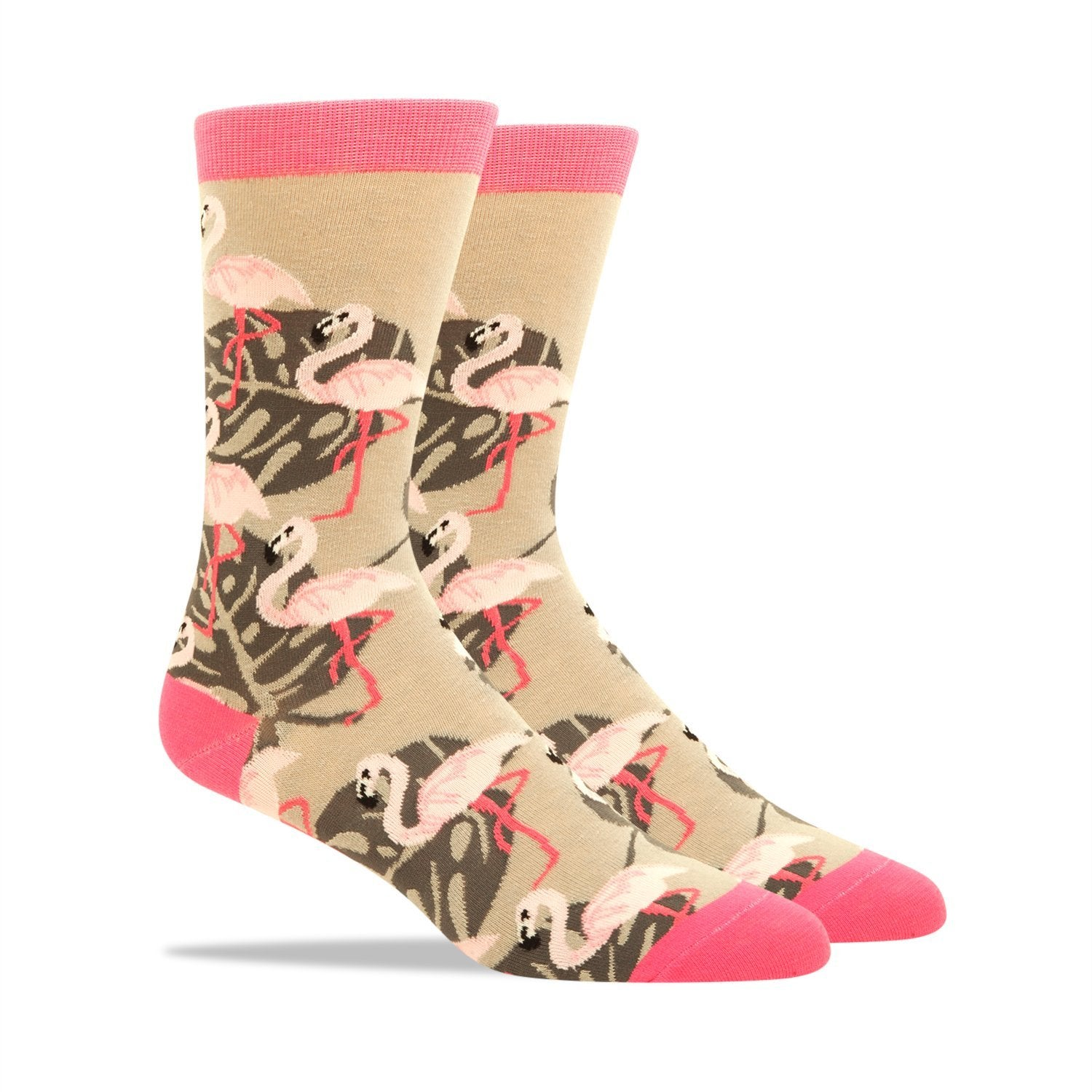 Flamingo Men's Socks