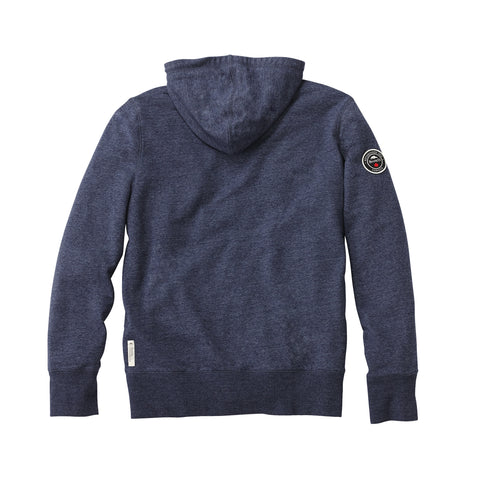 Roots Williams Lake Hoodie - Ink Blue Heather (Ladies)