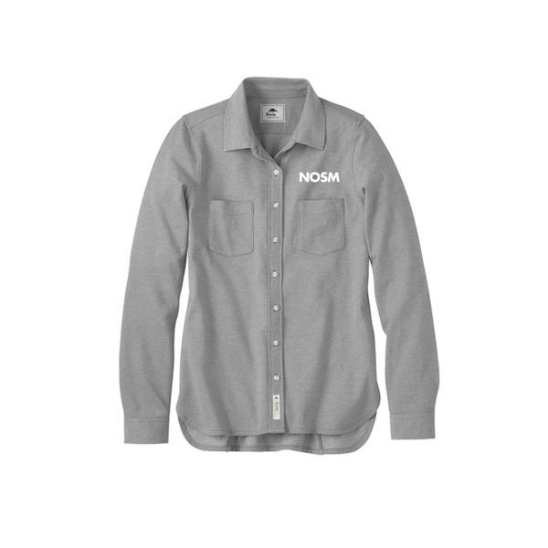 Roots Baywood Long Sleeve Shirt (Ladies)
