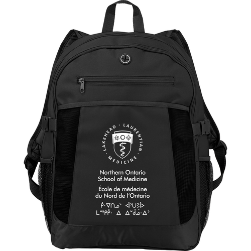 Expandable Computer Backpack