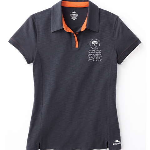 Roots Stillwater Shortsleeve Polo (Ladies)