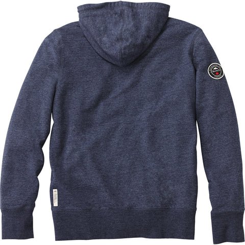 Roots Williams Lake Hoodie - Ink Blue Heather (Men's)