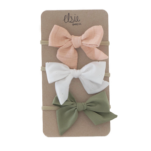Create Your Own Bow Set - 3 pack
