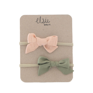 Create Your Own Bow Set - 2 pack