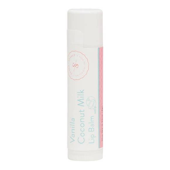 Sugar & Spruce Vanilla Coconut Milk Lip Balm