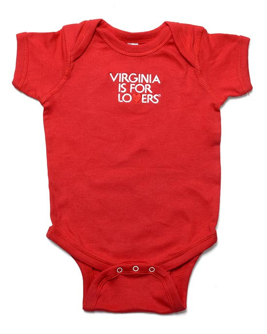 Virginia is for Lovers Onesie