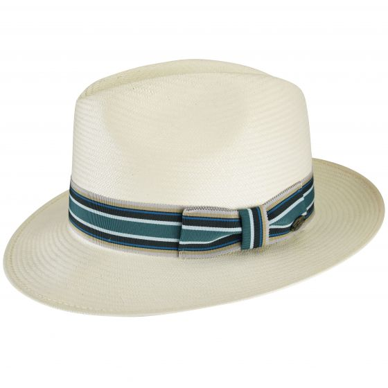 Bailey Creel Lite Straw Fedora