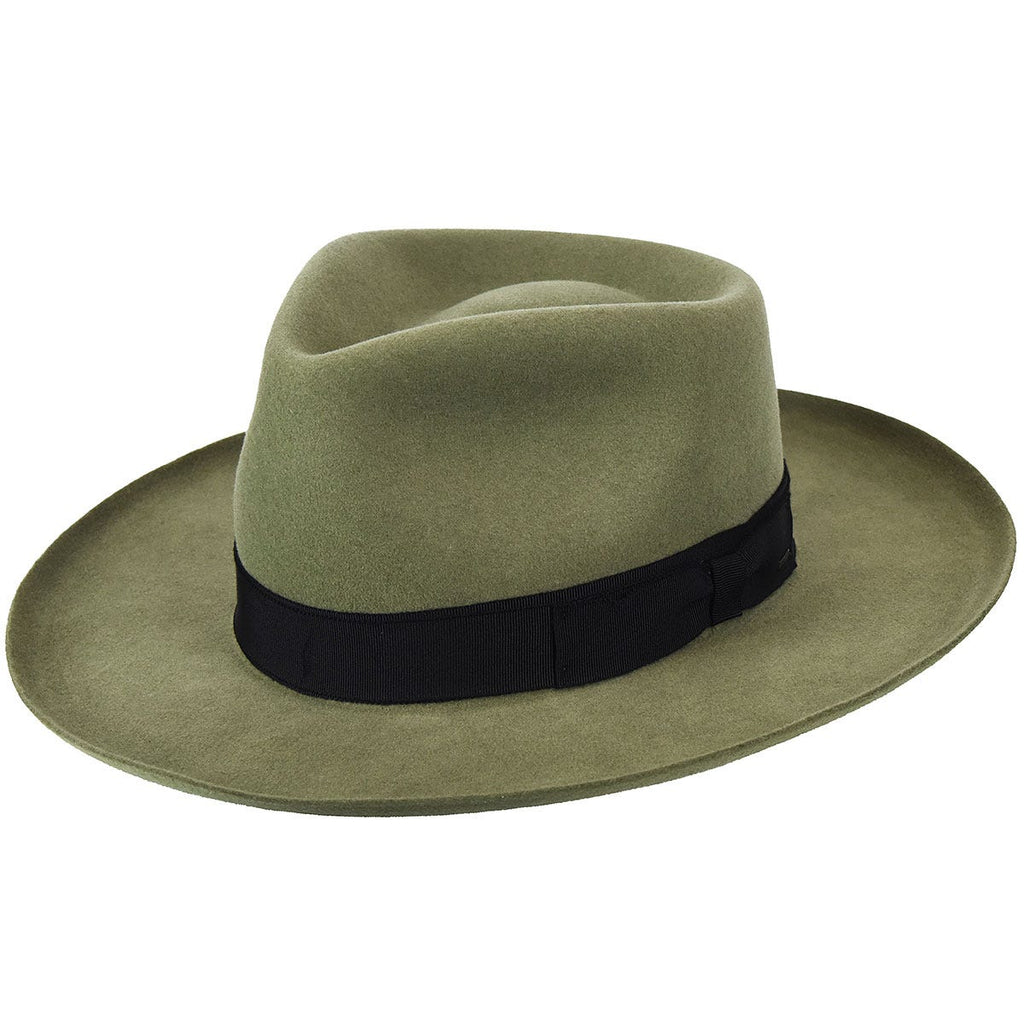 Bailey Bankside Elite Wool Fedora
