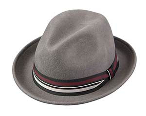 6bf2bf7f2635a Broner Chivalry Hat in Steele