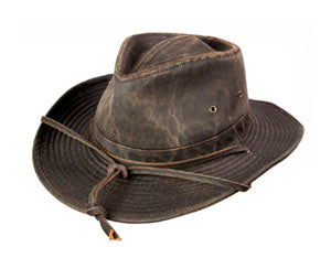 Broner Distressed Weekender Hat