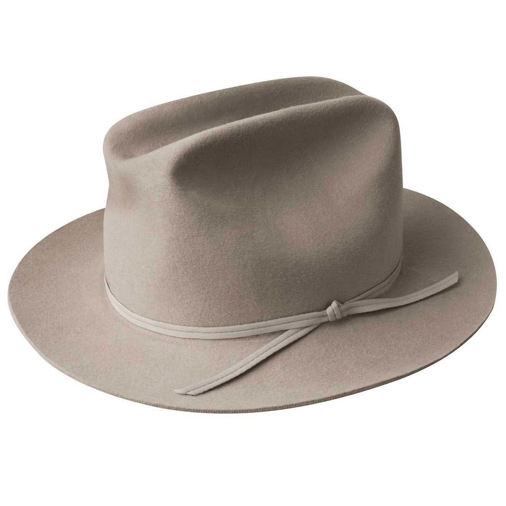 Bailey Doty Western Hat in Silver Lining