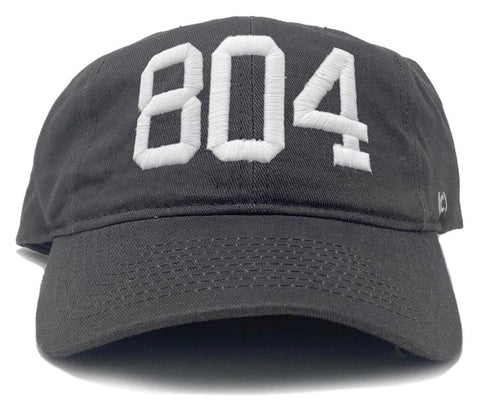 Richmond 804 Charcoal Baseball Hat