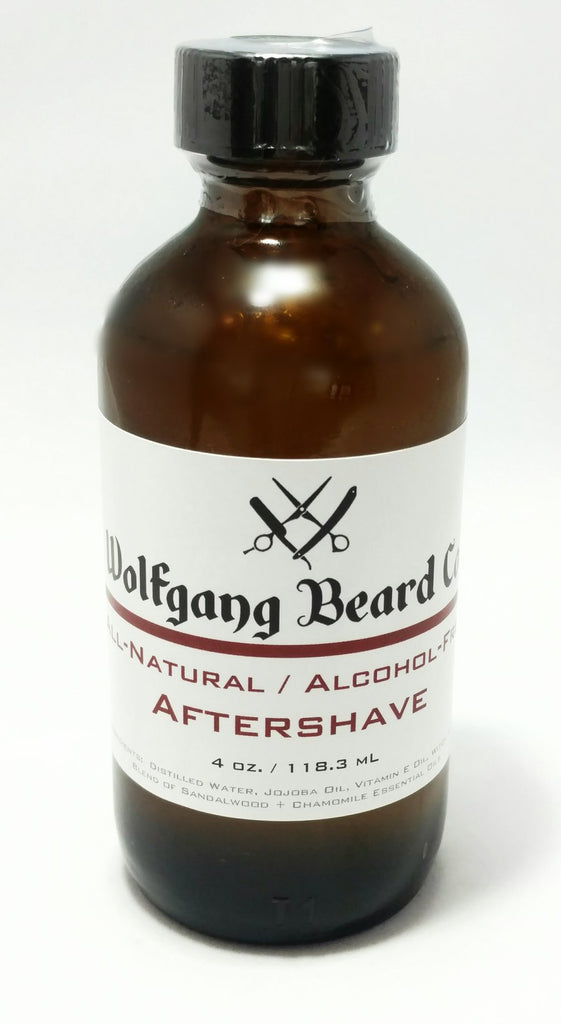 Wolfgang After Shave