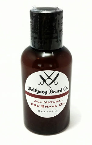Wolfgang Pre-Shave Oil