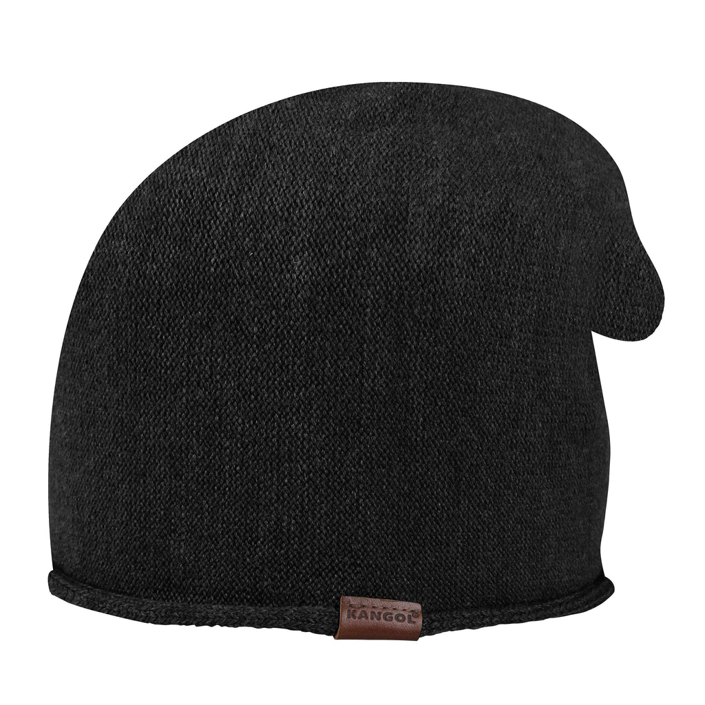 Kangol Pull On Beanie Black