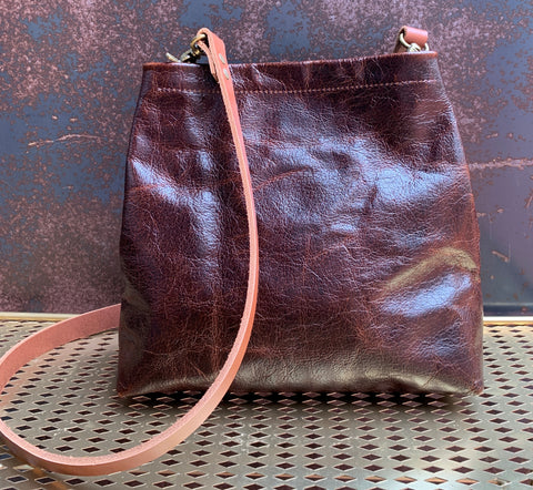 AmFm Murphy Tote Bag in Chocolate