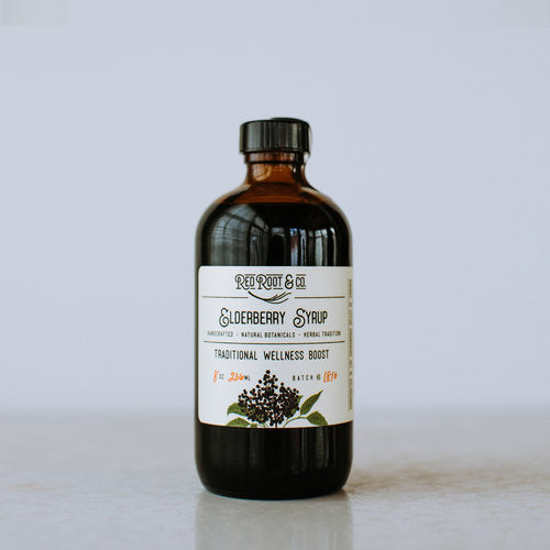 Red Root & Co Elderberry Syrup