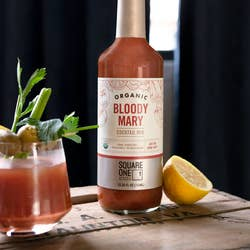 Square One Organic Bloody Mary Cocktail Syrup