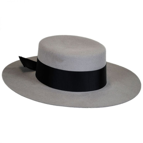 Betmar Aldridge Boater Hat