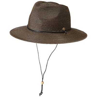 Wallaroo Logan Hat Dark Brown