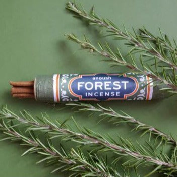 Anoush Handmade Forest Incense