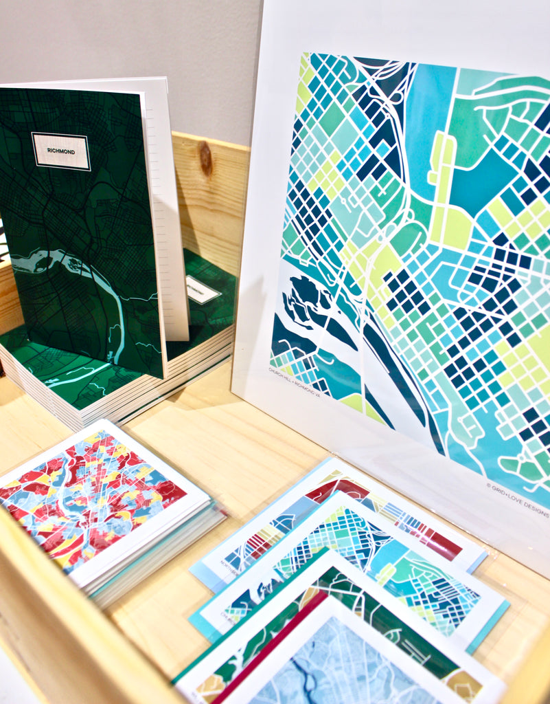 Grid+Love Designs Prints