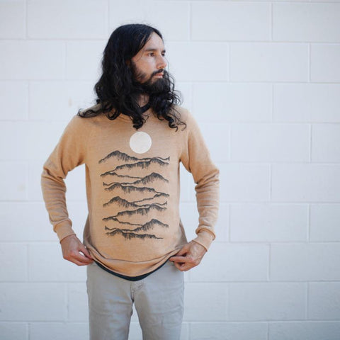 Blackbird Supply Co Badlands Unisex Sweater