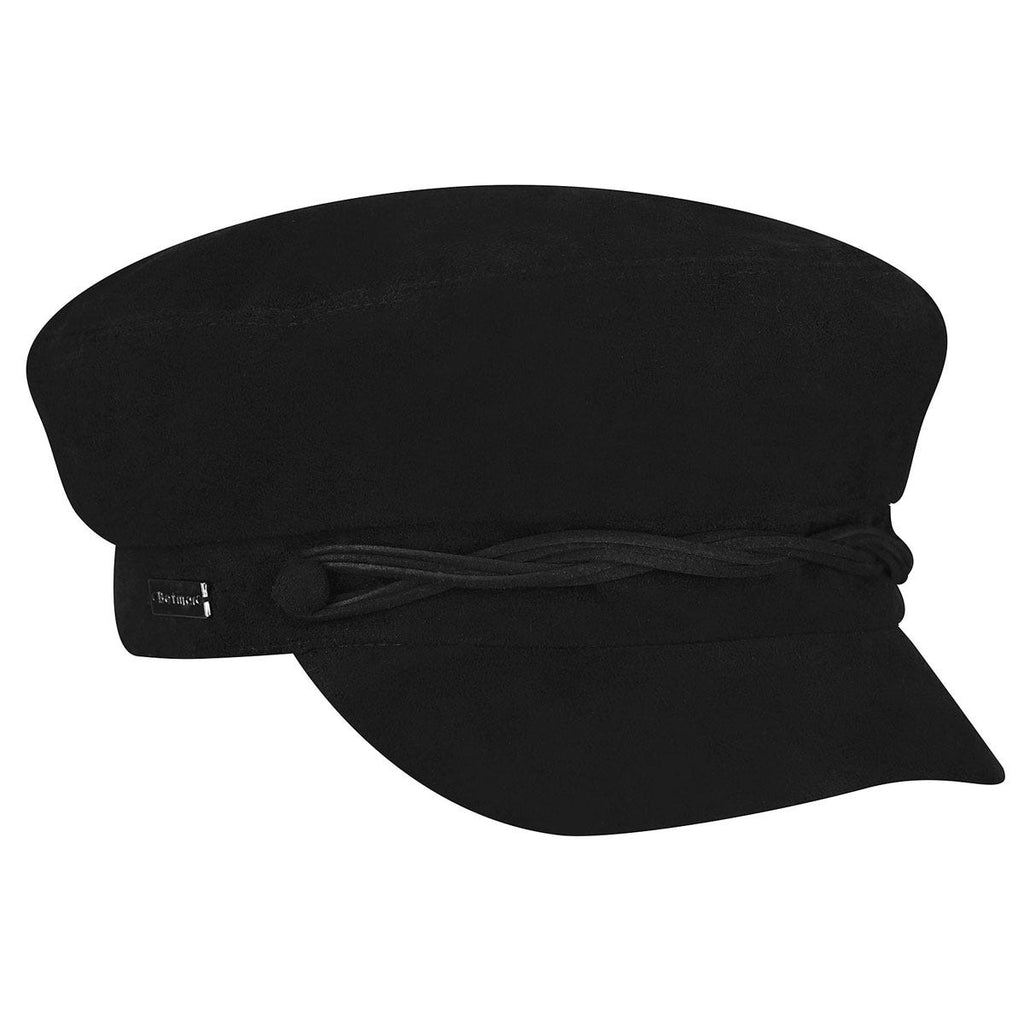 Betmar Lieutenant Cap in Black