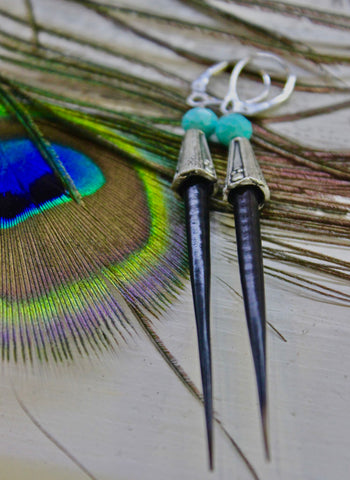 Porcupine Quill Earrings