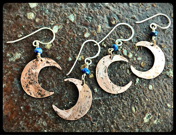 Sister Moon Earrings