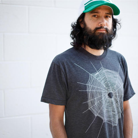 Blackbird Supply Co Men's Spiderweb Tee