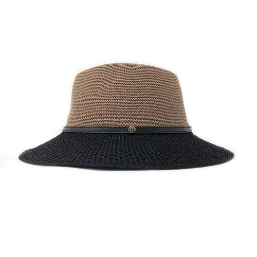 Wallaroo Monroe Hat Mocha Tan