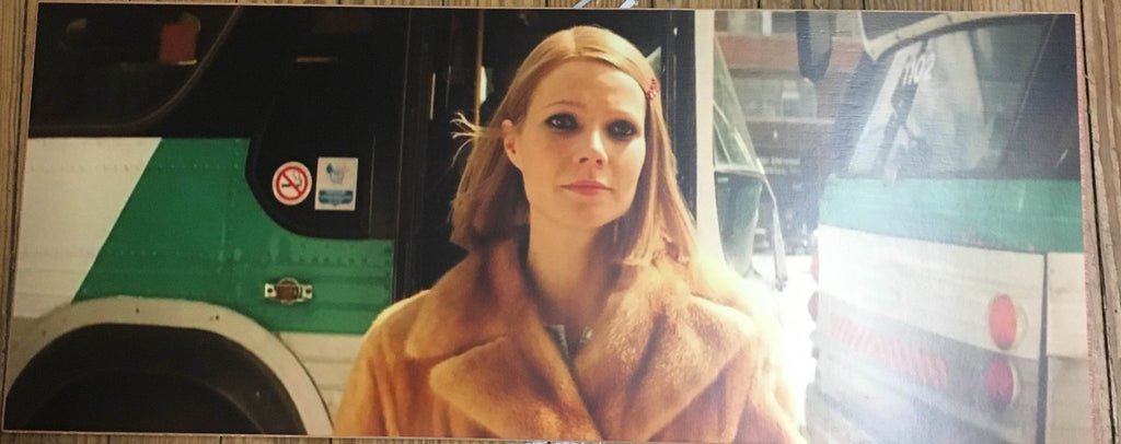Royal Tenenbaums Margot Wood Print