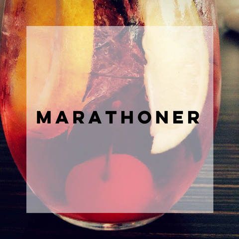 Cocktail Gifts for the Marathoner
