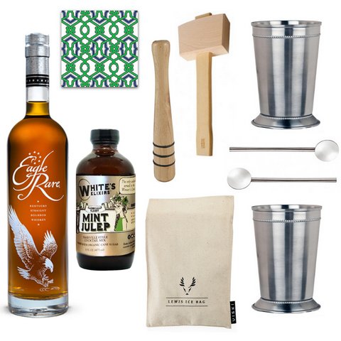 crafted taste cocktail kits mint julep bourbon