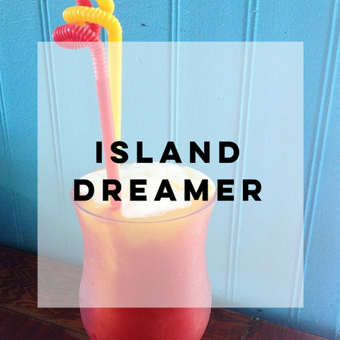 Cocktail Gifts for the Island Dreamer
