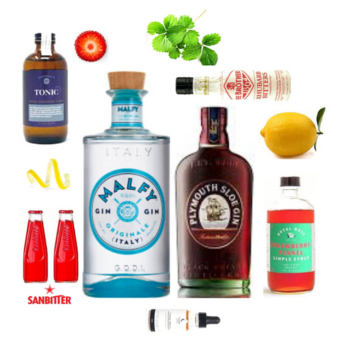 Crafted Taste Mamma MIa Cocktail Kit