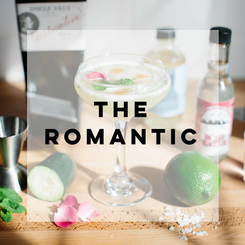 Cocktail Gifts for the Romantic