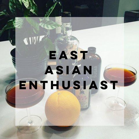 Cocktail Gifts for the East Asian Enthusiast