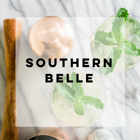 Cocktail Gifts for the Southern Belle