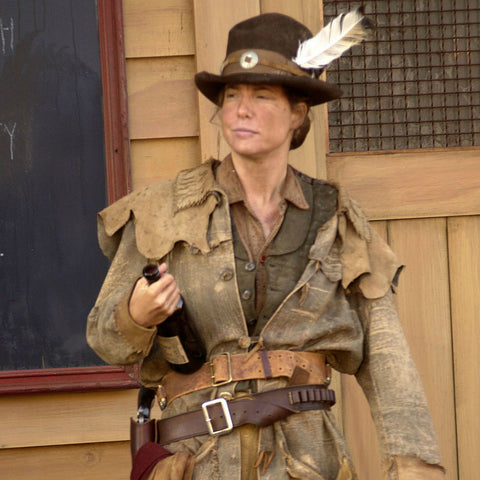 Calamity Jane from Deadwood