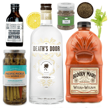 Crafted Taste Cocktail Kit Basic B Bloody Mary Cocktail Kit