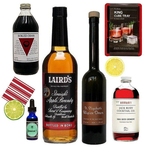 Crafted Taste Cocktail Kit Bert Lahr Cocktail Kit