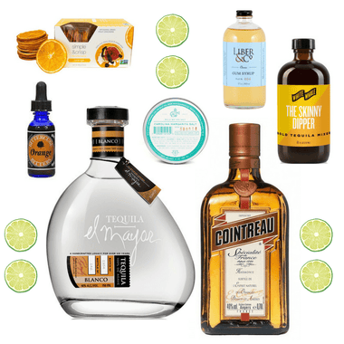 Crafted Taste Cocktail Kit Classic Margarita Cocktail Kit
