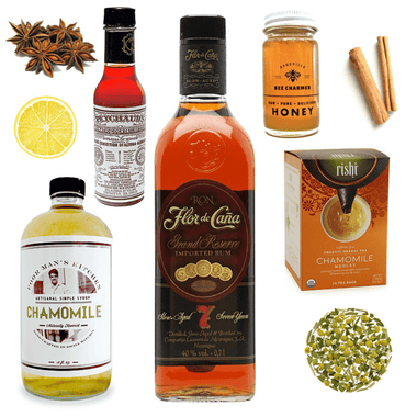 Crafted Taste Cocktail Kit Star Superior & Hot Toddy Cocktail Kit