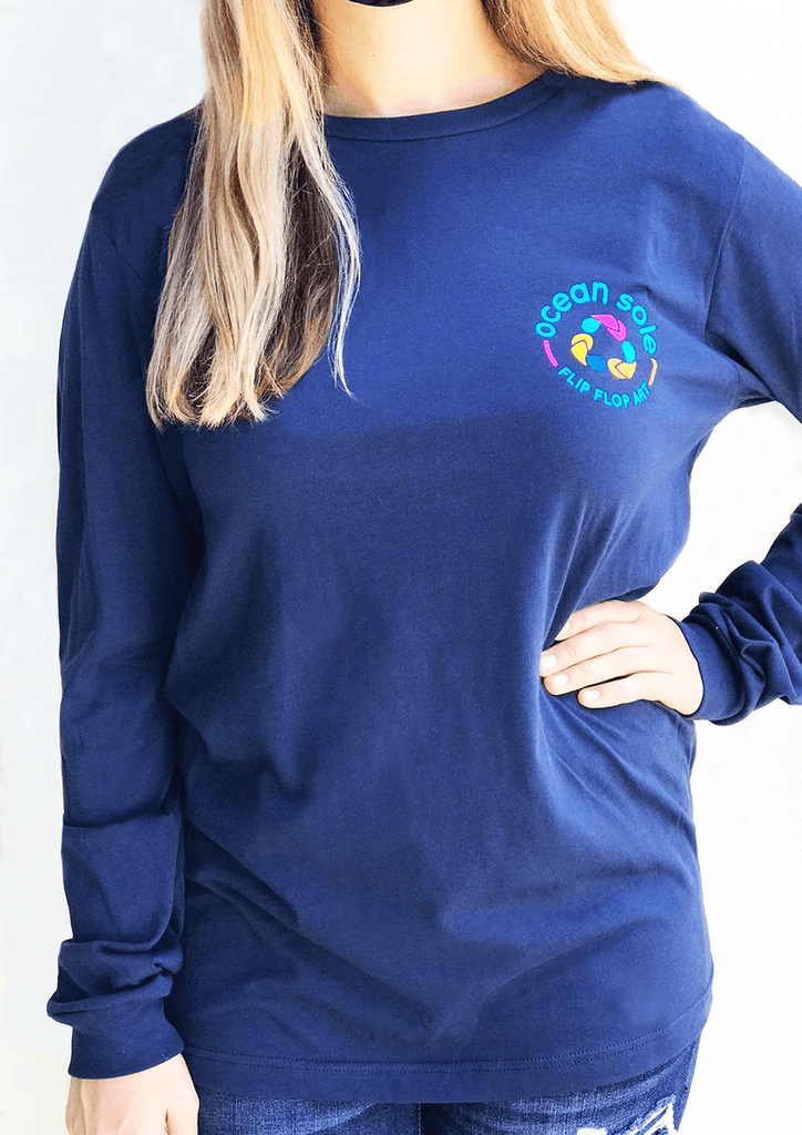 Ocean Sole Long Sleeve T-Shirt