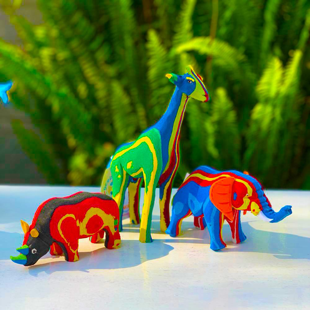 small safari animals